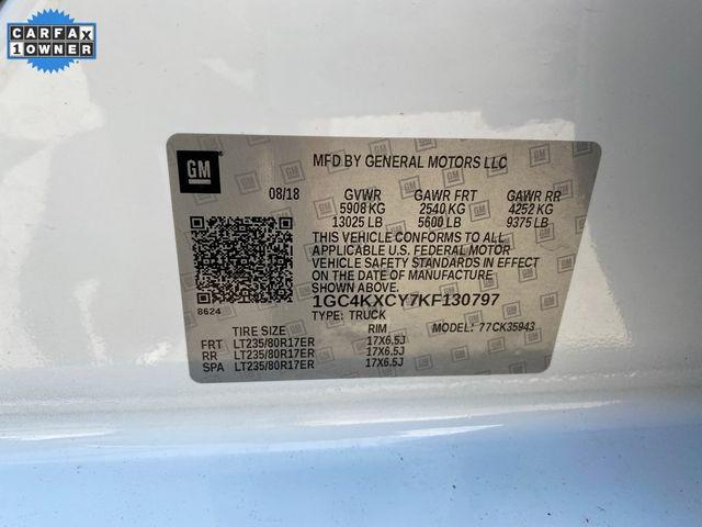 2019 Chevrolet Silverado 3500HD LTZ Madison, NC 47