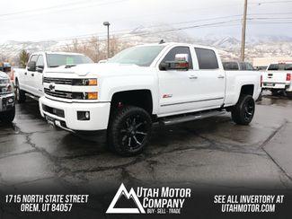 2019 Chevrolet Silverado 3500HD LTZ in Orem, Utah 84057
