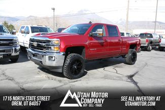 2019 Chevrolet Silverado 3500HD LT in Orem, Utah 84057