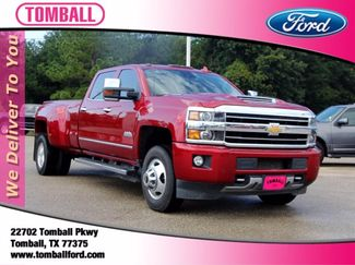 2019 Chevrolet Silverado 3500HD High Country in Tomball, TX 77375