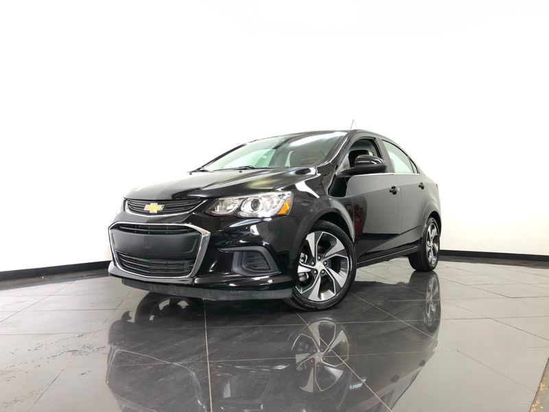 2019 Chevrolet Sonic *Premier Auto Sedan*12k MILES!* | The Auto Cave