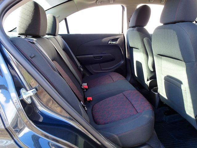 2019 Chevrolet Sonic LT Madison, NC 33