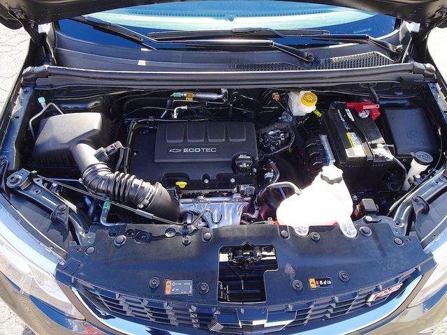 2019 Chevrolet Sonic LT Madison, NC 43