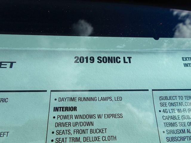 2019 Chevrolet Sonic LT Madison, NC 47