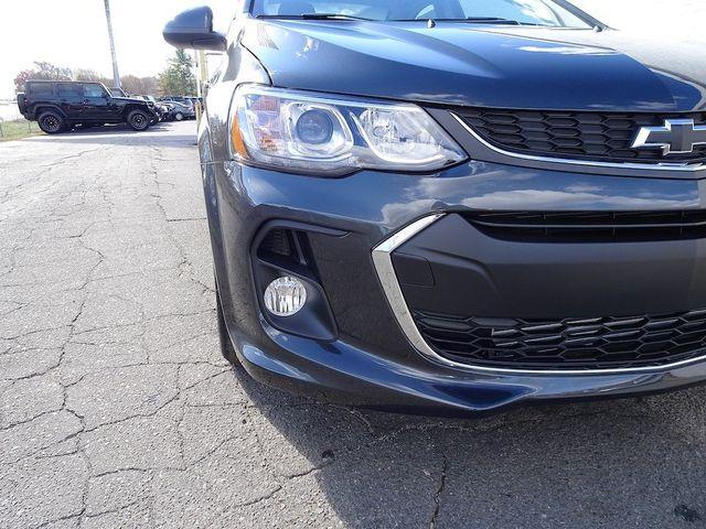2019 Chevrolet Sonic LT Madison, NC 8