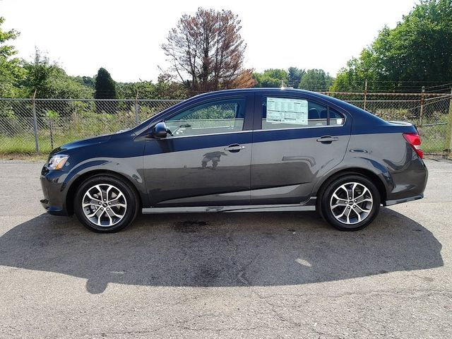 2019 Chevrolet Sonic LT Madison, NC 5