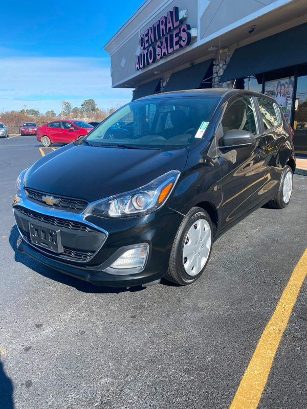 2019 Chevrolet Spark LS | Hot Springs, AR | Central Auto Sales in Hot Springs AR