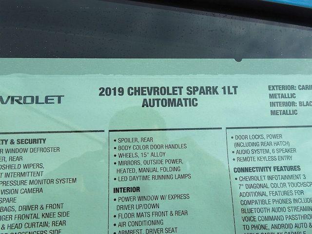 2019 Chevrolet Spark LT Madison, NC 42