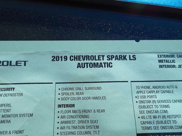 2019 Chevrolet Spark LS Madison, NC 40