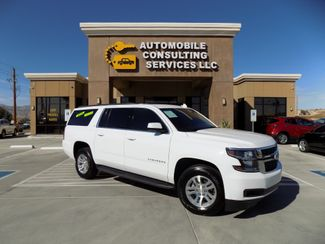 2019 Chevrolet Suburban LT 4x4 in Bullhead City, AZ 86442-6452