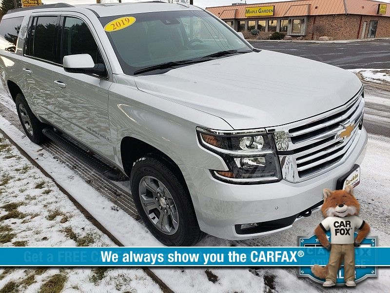 2019 Chevrolet Suburban 4d SUV 4WD LT  city MT  Bleskin Motor Company   in Great Falls, MT