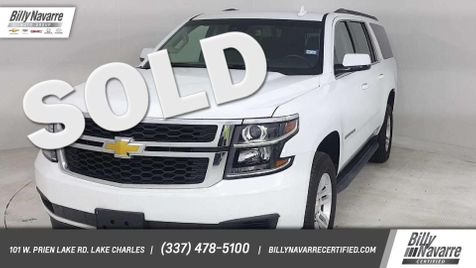 2019 Chevrolet Suburban LT in Lake Charles, Louisiana