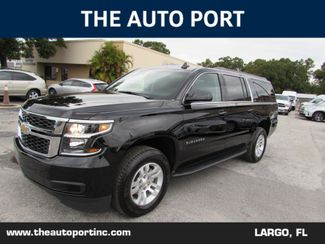 2019 Chevrolet Suburban LT W/NAVI in Largo, Florida 33773