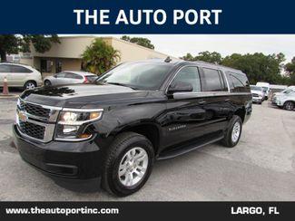 2019 Chevrolet Suburban LT W/NAVI in Largo, Florida 33773