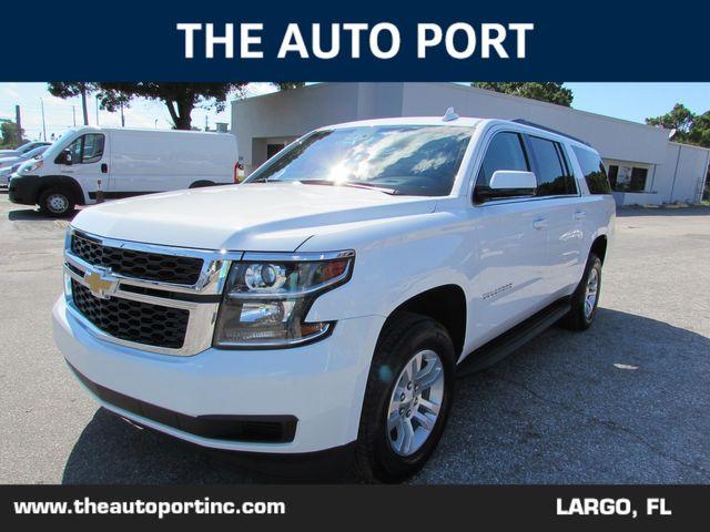 2019 Chevrolet Suburban LT in Largo, Florida 33773