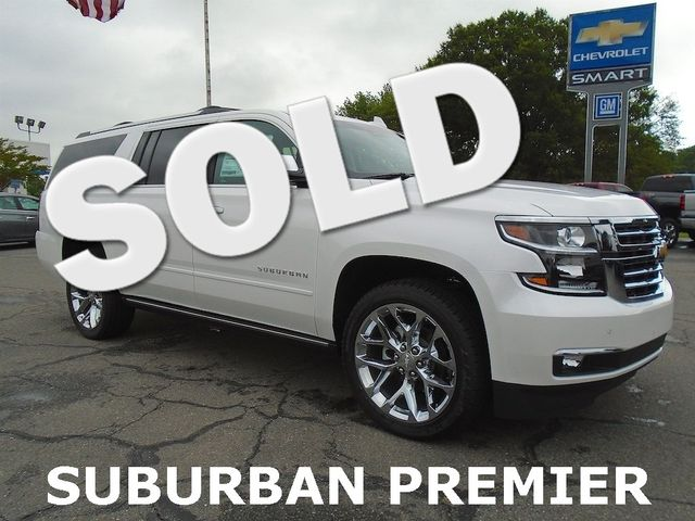 2019 Chevrolet Suburban Premier Madison, NC 0