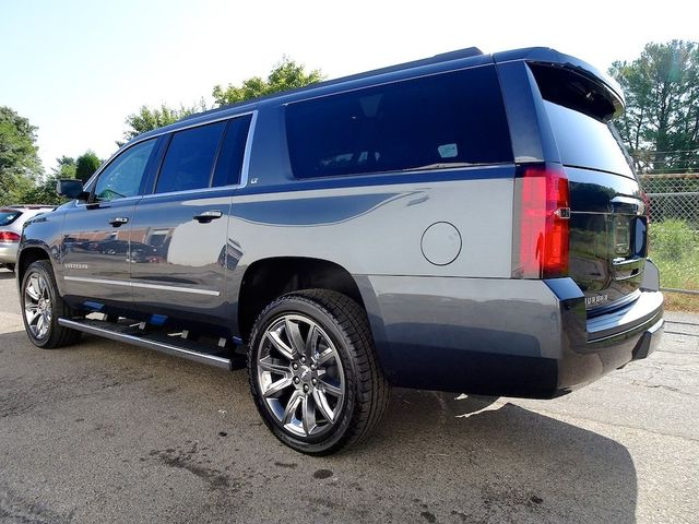 2019 Chevrolet Suburban LT Madison, NC 4