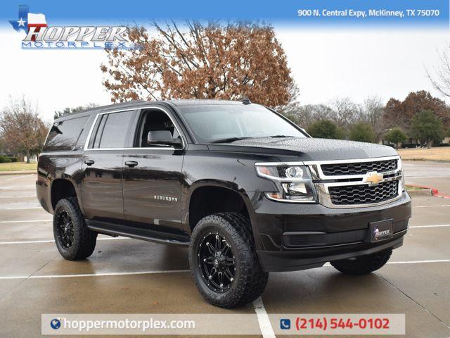 2019 Chevrolet Suburban LT NEW LIFT/CUSTOM WHEELS AND TIRES