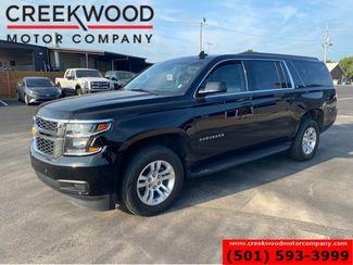 2019 Chevrolet Suburban LT 2WD Financing Warranty Black Low Miles CLEAN in Searcy, AR 72143