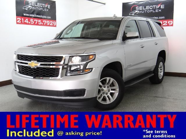 2019 Chevrolet Tahoe LT, LEATHER SEATS, 3RD ROW SEATS, REMOTE START