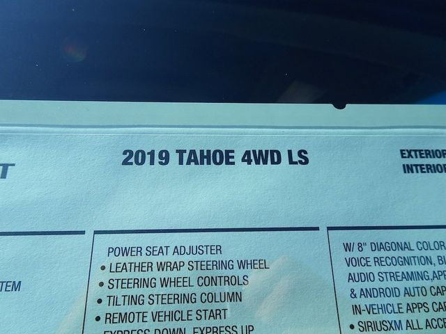 2019 Chevrolet Tahoe LS Madison, NC 44