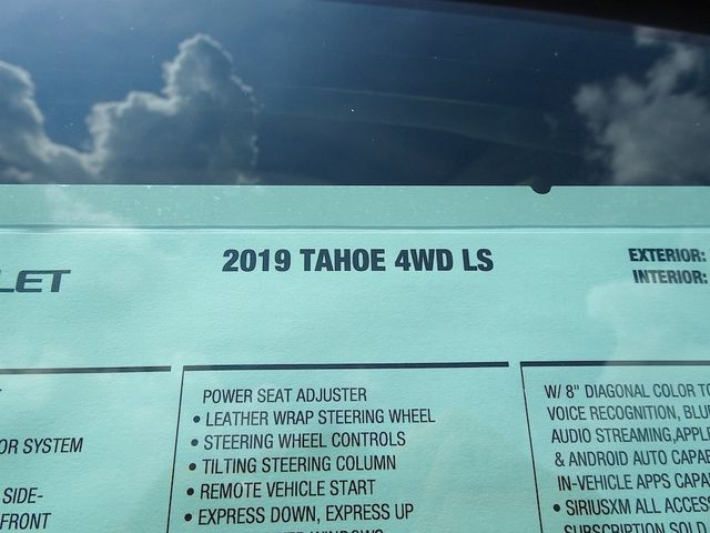 2019 Chevrolet Tahoe LS Madison, NC 50
