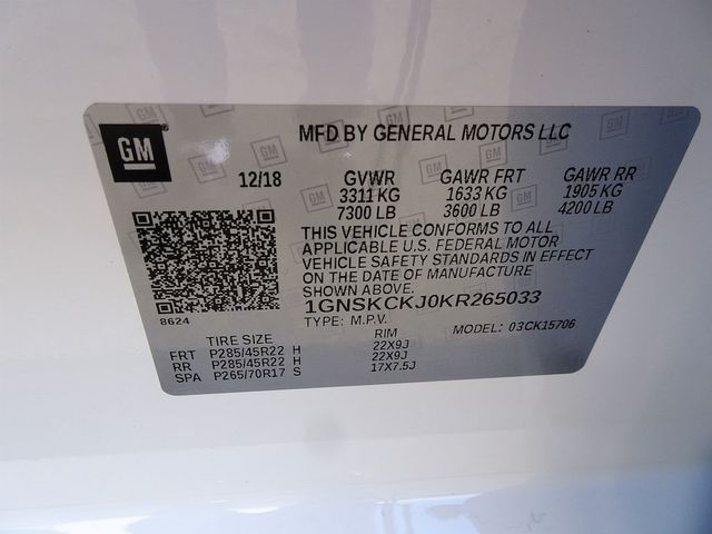 2019 Chevrolet Tahoe Premier Madison, NC 65