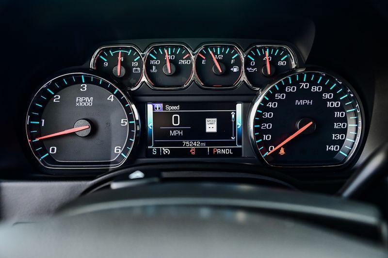 2019 Chevrolet Tahoe LT 4x4 Navigation Bose Stereo Clean Carfax Nice!! in Rowlett, Texas