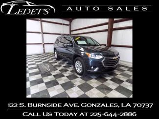 2019 Chevrolet Traverse LT Cloth - Ledet's Auto Sales Gonzales_state_zip in Gonzales