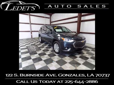 2019 Chevrolet Traverse LT Cloth - Ledet's Auto Sales Gonzales_state_zip in Gonzales, Louisiana