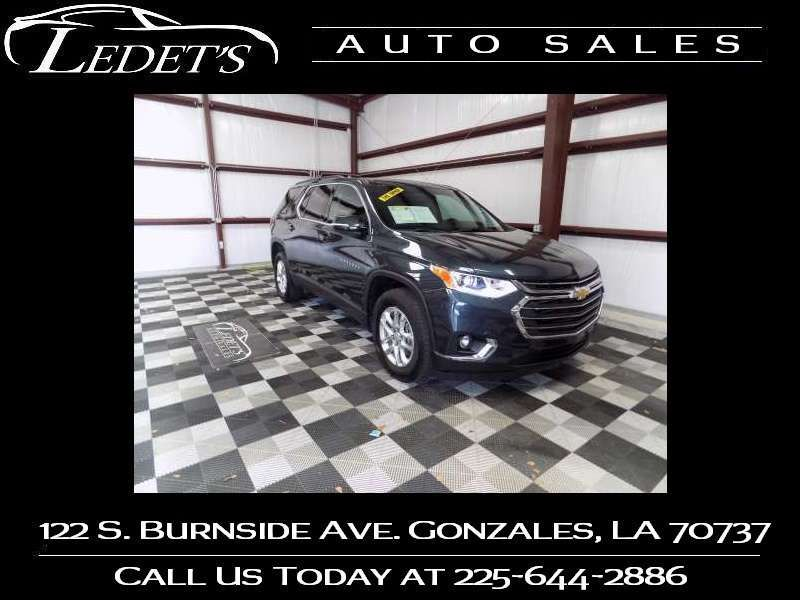 2019 Chevrolet Traverse LT Cloth - Ledet's Auto Sales Gonzales_state_zip in Gonzales Louisiana