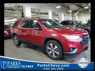 2019 Chevrolet Traverse LT Leather in Kernersville, NC 27284