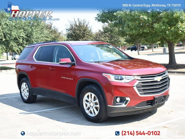 2019 Chevrolet Traverse LT Leather Leather