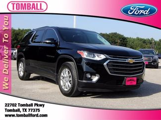 2019 Chevrolet Traverse LT Cloth in Tomball, TX 77375