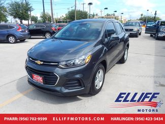 2019 Chevrolet Trax LS in Harlingen, TX 78550