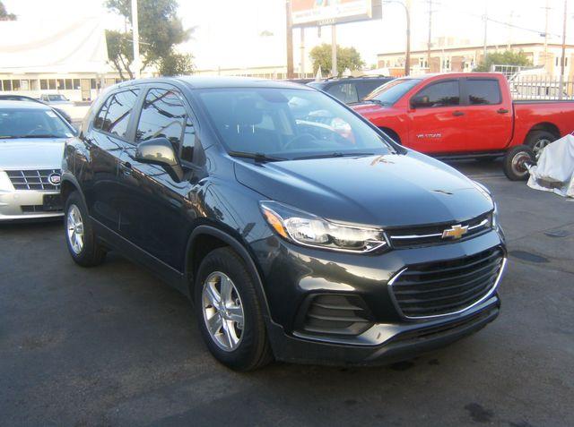 2019 Chevrolet Trax LS Los Angeles, CA 4