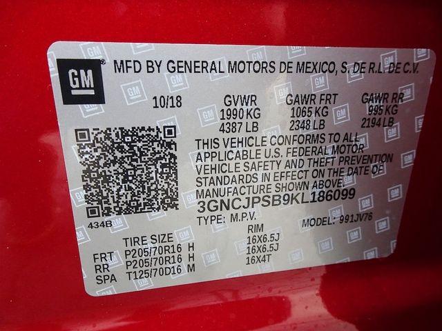 2019 Chevrolet Trax LT Madison, NC 50