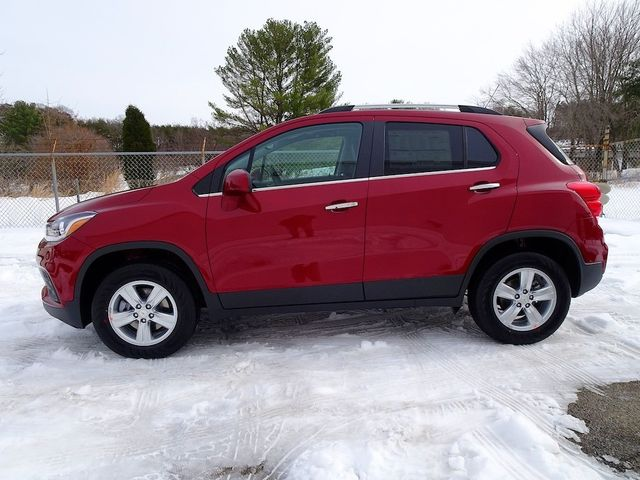 2019 Chevrolet Trax LT Madison, NC 5