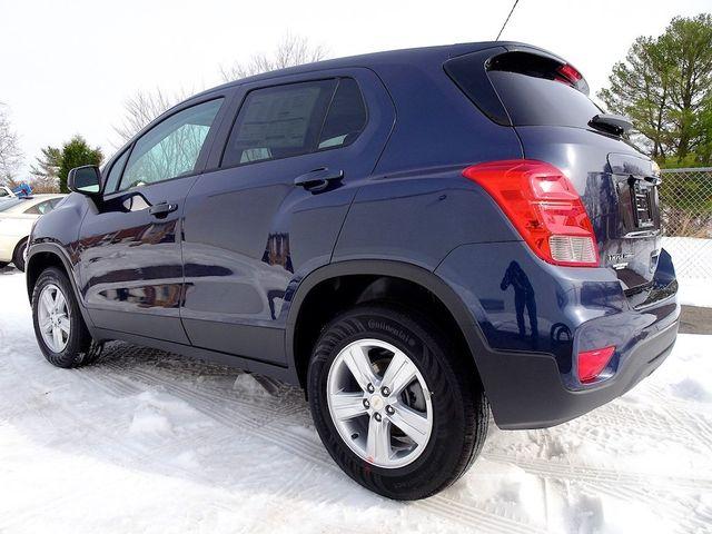 2019 Chevrolet Trax LS Madison, NC 4