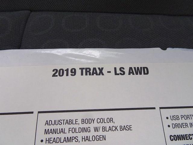 2019 Chevrolet Trax LS Madison, NC 44