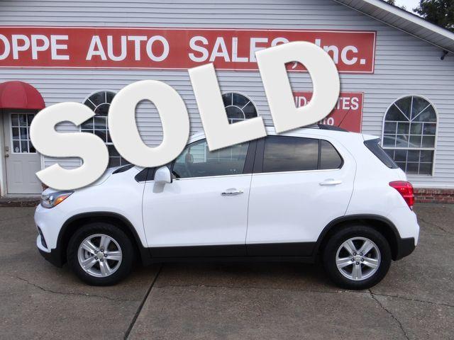 2019 Chevrolet Trax LT | Paragould, Arkansas | Hoppe Auto Sales, Inc. in  Arkansas