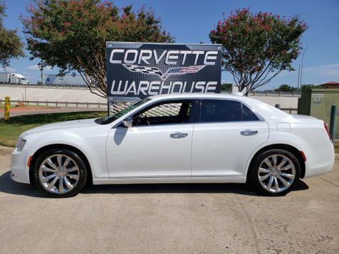 2019 Chrysler 300 Sedan Limited, Auto, CD Player, Chromes Only 17k!  | Dallas, Texas | Corvette Warehouse  in Dallas, Texas