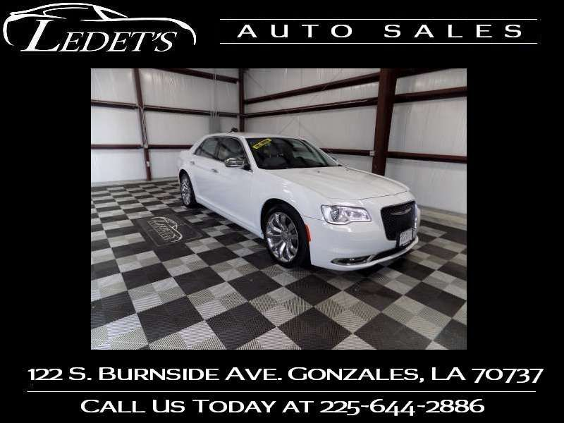 2019 Chrysler 300 Limited - Ledet's Auto Sales Gonzales_state_zip in Gonzales Louisiana