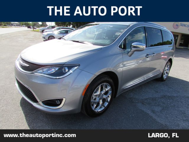 2019 Chrysler Pacifica Limited W/NAVI