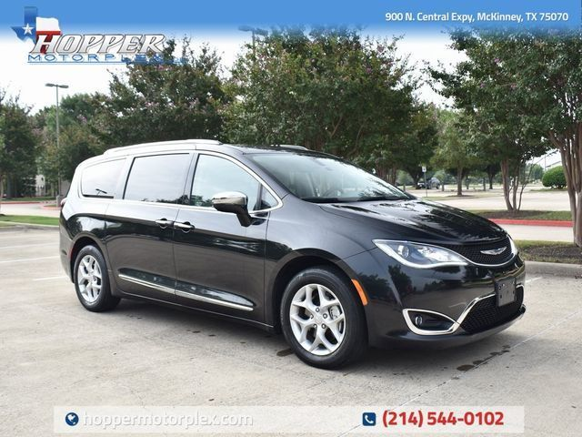 2019 Chrysler Pacifica Limited in McKinney, TX 75070