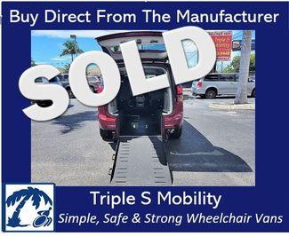 2019 Chrysler Pacifica Touring L Wheelchair Van Handicap Ramp Van in Pinellas Park, Florida 33781