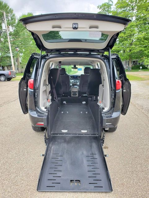 2019 Chrysler Pacifica Wheelchair Accessible Touring Plus in Alliance, Ohio 44601