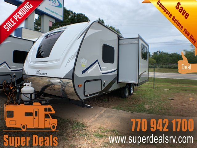 2019 Coachmen Apex Nano 203RBK in Temple, GA 30179