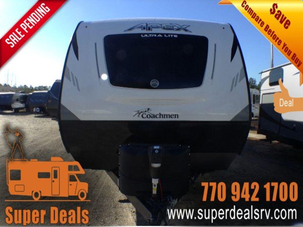 2019 Coachmen Apex Ultra-Lite 293RLDS | Temple GA | Super Deals RV