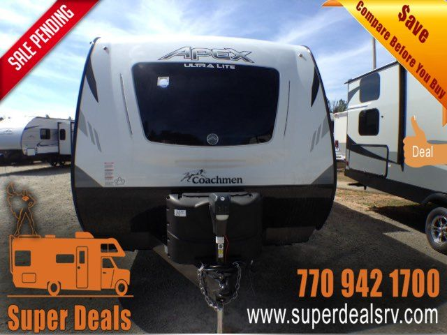 2019 Coachmen Apex Ultra-Lite 300BHS